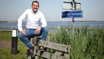 Marten Wesselius is Lodo van Hamel